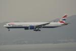 LEGACY-747さんが、香港国際空港で撮影したブリティッシュ・エアウェイズ 777-36N/ERの航空フォト(飛行機 写真・画像)