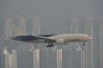LEGACY-747さんが、香港国際空港で撮影したサザン・エア 777-F16の航空フォト(飛行機 写真・画像)