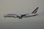 LEGACY-747さんが、香港国際空港で撮影したエールフランス航空 A380-861の航空フォト(飛行機 写真・画像)