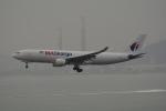 LEGACY-747さんが、香港国際空港で撮影したマレーシア航空 A330-223Fの航空フォト(飛行機 写真・画像)
