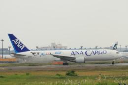 TAK_HND_NRTさんが、成田国際空港で撮影した全日空 767-381/ER(BCF)の航空フォト(飛行機 写真・画像)