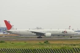 TAK_HND_NRTさんが、成田国際空港で撮影した日本航空 777-346/ERの航空フォト(飛行機 写真・画像)