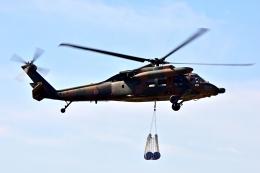 LUCHObyNOSAさんが、明野駐屯地で撮影した陸上自衛隊 UH-60JAの航空フォト(飛行機 写真・画像)