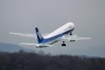 ヒロジーさんが、広島空港で撮影した全日空 767-381の航空フォト(飛行機 写真・画像)
