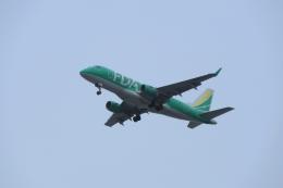 timeさんが、福岡空港で撮影したフジドリームエアラインズ ERJ-170-100 SU (ERJ-170SU)の航空フォト(飛行機 写真・画像)