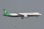 kuro2059さんが、香港国際空港で撮影した立栄航空 A321-211の航空フォト(飛行機 写真・画像)