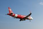 delawakaさんが、プーケット国際空港で撮影したタイ・エアアジア A320-251Nの航空フォト(飛行機 写真・画像)
