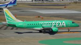 H.Chobyさんが、福岡空港で撮影したフジドリームエアラインズ ERJ-170-100 SU (ERJ-170SU)の航空フォト(飛行機 写真・画像)
