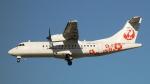 H.Chobyさんが、福岡空港で撮影した日本エアコミューター ATR-42-600の航空フォト(飛行機 写真・画像)