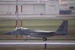 Mr.boneさんが、嘉手納飛行場で撮影したアメリカ空軍 F-15C-23-MC Eagleの航空フォト(飛行機 写真・画像)