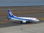エアキンさんが、中部国際空港で撮影した全日空 737-781の航空フォト(飛行機 写真・画像)