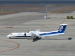 エアキンさんが、中部国際空港で撮影したANAウイングス DHC-8-402Q Dash 8の航空フォト(飛行機 写真・画像)