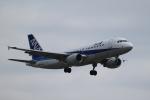 mojioさんが、成田国際空港で撮影した全日空 A320-214の航空フォト(飛行機 写真・画像)
