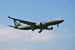 mojioさんが、成田国際空港で撮影したエバー航空 A330-203の航空フォト(飛行機 写真・画像)