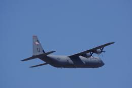 JA8037さんが、横田基地で撮影したアメリカ空軍 C-130J-30 Herculesの航空フォト(飛行機 写真・画像)