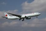 mojioさんが、成田国際空港で撮影したエア・カナダ A330-343Xの航空フォト(飛行機 写真・画像)