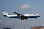 mojioさんが、成田国際空港で撮影したユナイテッド航空 747-422の航空フォト(飛行機 写真・画像)