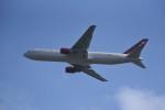 kumagorouさんが、嘉手納飛行場で撮影したオムニエアインターナショナル 767-3Q8/ERの航空フォト(飛行機 写真・画像)