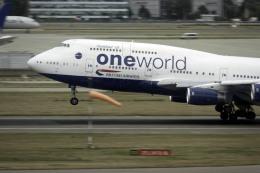 planetさんが、ロンドン・ヒースロー空港で撮影したブリティッシュ・エアウェイズ 747-436の航空フォト(飛行機 写真・画像)