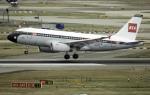 planetさんが、ロンドン・ヒースロー空港で撮影したブリティッシュ・エアウェイズ A319-131の航空フォト(飛行機 写真・画像)