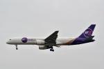 チョロ太さんが、成田国際空港で撮影したYTOカーゴ・エアラインズ 757-28S(PCF)の航空フォト(飛行機 写真・画像)