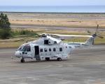 CL&CLさんが、奄美空港で撮影した海上自衛隊 MCH-101の航空フォト(飛行機 写真・画像)