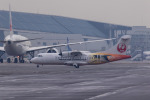 canon_leopardさんが、伊丹空港で撮影した日本エアコミューター ATR-42-600の航空フォト(飛行機 写真・画像)