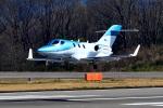 くれないさんが、高松空港で撮影した日本法人所有 HA-420の航空フォト(飛行機 写真・画像)