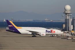 わんだーさんが、中部国際空港で撮影したフェデックス・エクスプレス 777-FS2の航空フォト(飛行機 写真・画像)