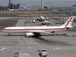 FT51ANさんが、羽田空港で撮影したガルーダ・インドネシア航空 A330-343Xの航空フォト(飛行機 写真・画像)