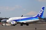 Hiro-hiroさんが、羽田空港で撮影した全日空 737-54Kの航空フォト(飛行機 写真・画像)