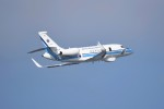kumagorouさんが、那覇空港で撮影した海上保安庁 Falcon 2000EXの航空フォト(飛行機 写真・画像)