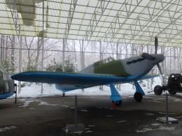 Smyth Newmanさんが、大祖国戦争中央博物館で撮影したソビエト空軍 Hurricane Mk2Aの航空フォト(飛行機 写真・画像)