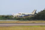 TAK_HND_NRTさんが、高松空港で撮影した日本法人所有 C90A King Airの航空フォト(飛行機 写真・画像)
