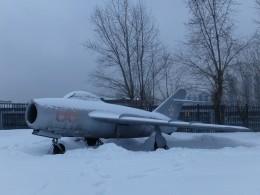 Smyth Newmanさんが、大祖国戦争中央博物館で撮影したソビエト空軍 MiG-17の航空フォト(飛行機 写真・画像)