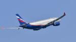 パンダさんが、成田国際空港で撮影したアエロフロート・ロシア航空 A330-243の航空フォト(飛行機 写真・画像)