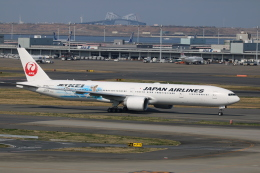 A350XWB-HNDさんが、羽田空港で撮影した日本航空 777-346/ERの航空フォト(飛行機 写真・画像)