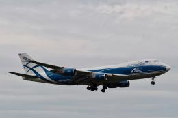 starlightさんが、成田国際空港で撮影したカーゴロジックエア 747-4EVF/ER/SCDの航空フォト(飛行機 写真・画像)