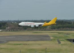 銀苺さんが、成田国際空港で撮影したエアー・ホンコン 747-467(BCF)の航空フォト(飛行機 写真・画像)