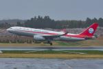 サーモンさんが、成田国際空港で撮影した四川航空 A330-243Fの航空フォト(飛行機 写真・画像)