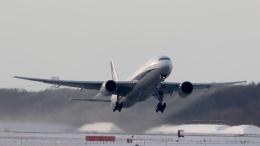 Bomb A Headさんが、新千歳空港で撮影した全日空 777-281/ERの航空フォト(飛行機 写真・画像)