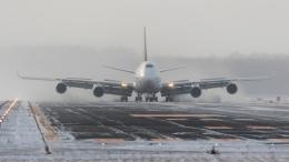 Bomb A Headさんが、新千歳空港で撮影したタイ国際航空 747-4D7の航空フォト(飛行機 写真・画像)