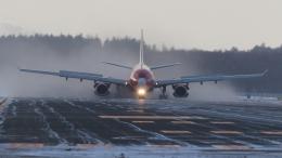 Bomb A Headさんが、新千歳空港で撮影したエアアジア・エックス A330-343Eの航空フォト(飛行機 写真・画像)