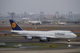 starlightさんが、羽田空港で撮影したルフトハンザドイツ航空 747-430の航空フォト(飛行機 写真・画像)