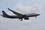 mojioさんが、成田国際空港で撮影したアエロフロート・ロシア航空 A330-243の航空フォト(飛行機 写真・画像)