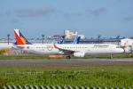 LEGACY-747さんが、成田国際空港で撮影したフィリピン航空 A321-231の航空フォト(飛行機 写真・画像)
