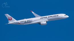 うみBOSEさんが、新千歳空港で撮影した日本航空 A350-941XWBの航空フォト(飛行機 写真・画像)