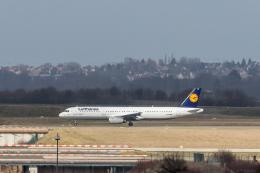 Y-Kenzoさんが、パリ シャルル・ド・ゴール国際空港で撮影したルフトハンザドイツ航空 A321-131の航空フォト(飛行機 写真・画像)