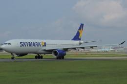SFJ_capさんが、福岡空港で撮影したスカイマーク A330-343Xの航空フォト(飛行機 写真・画像)