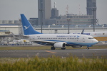LEGACY-747さんが、成田国際空港で撮影した厦門航空 737-75Cの航空フォト(飛行機 写真・画像)
